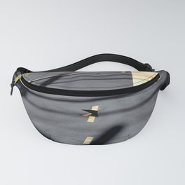 Paved With Good Intentions Fanny Pack