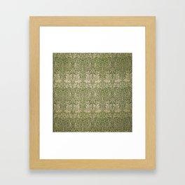"""William Morris """"Brer rabbit"""" 4. Framed Art Print"""