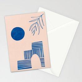 Greek Island // Summer Islands Stationery Cards