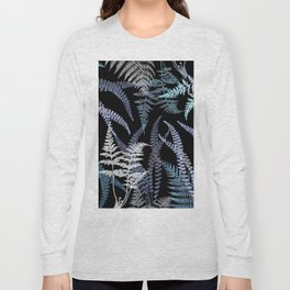 Ferns in the Still of the Night Long Sleeve T-shirt