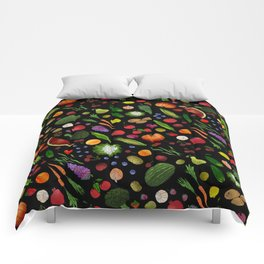 Farmers Market Comforters