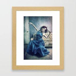 Cold Season Framed Art Print