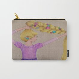 Rapunzel the Lost Princess Carry-All Pouch