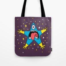 Monstar Tote Bag