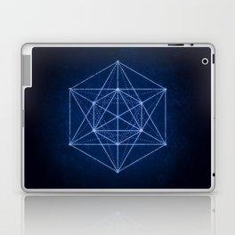 Sacred geometry / Minimal Hipster Symbol Art Laptop & iPad Skin