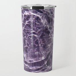 Lilac Bubbles Travel Mug