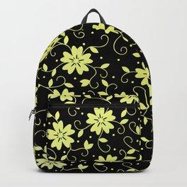 Five Petals Flowers 10 Backpack