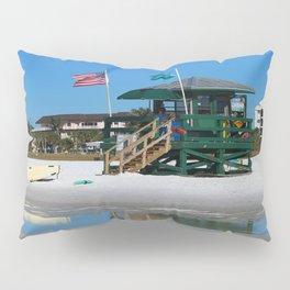 Welcome To Siesta Key Beach Pillow Sham