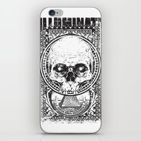 illuminati iPhone & iPod Skins featuring Illuminati by Tshirt-Factory