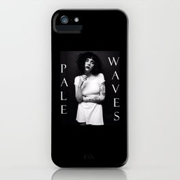 Pale Waves iPhone Case