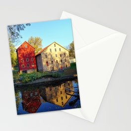The Prallsville Mills Stationery Cards