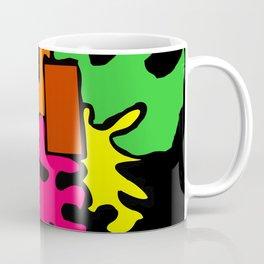 Rectangular Tilt Coffee Mug