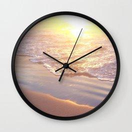 Inner Light - Jervis Bay Wall Clock