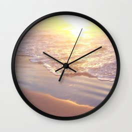 Inner Light - Jervis Bay Wall Clock