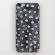 pattern dots iPhone & iPod Skin