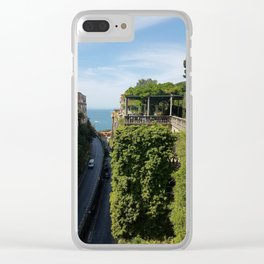 Sorrento 2 Clear iPhone Case
