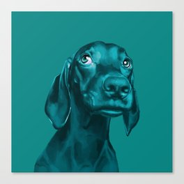 The Dogs: Guy 4 Canvas Print