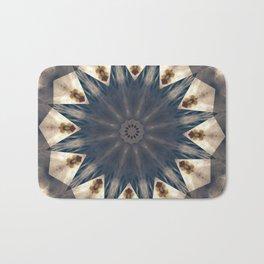 Mandala Fantasy Bath Mat