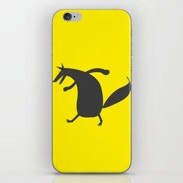 Fox or Wolf? iPhone Skin
