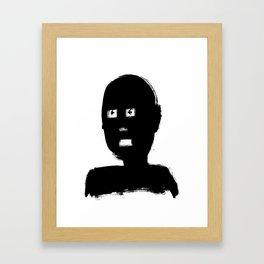 Iconicman Framed Art Print