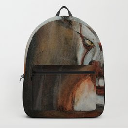 Portrait of Pennywise Backpack