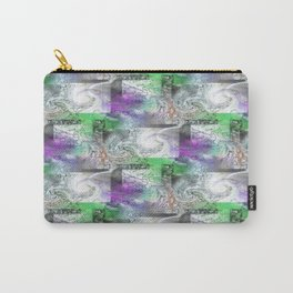 Marble Wall Carry-All Pouch