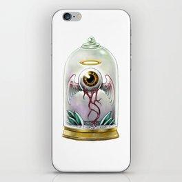 Eye of terrarium iPhone Skin