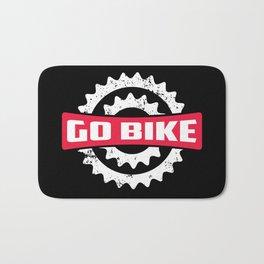 Go Bike Bath Mat