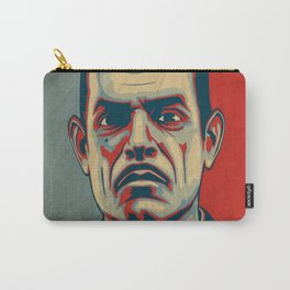 """Andrew Ryan """"Hope"""" Poster (vintage) Carry-All Pouch"""
