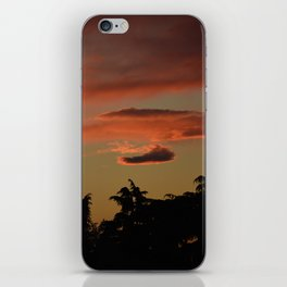 Silhouttes iPhone Skin
