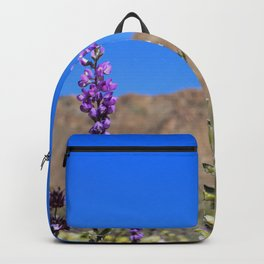 Arizona Lupines Backpack