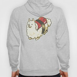 Alpaca Sushi Niguiri III Hoody