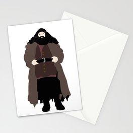 Hagrid Stationery Cards