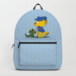 Ferald & The Baby Lizard Backpack