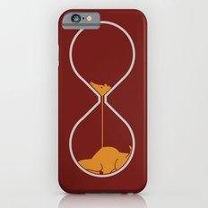 giraffe hourglass Slim Case iPhone 6