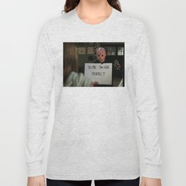 JASON VORHEES IN LOVE ACTUALLY Long Sleeve T-shirt