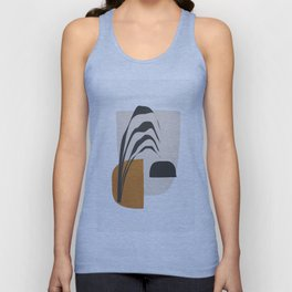 Abstract Shapes 3 Unisex Tank Top
