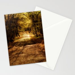 Forever Free Road Stationery Cards