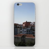 portugal iPhone & iPod Skins featuring Porto Portugal  by Sanchez Grande