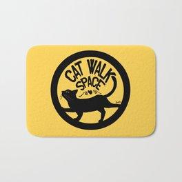 Cat walk space Bath Mat