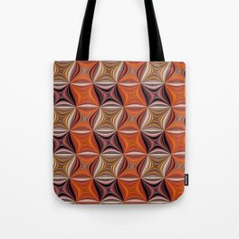 Rusty Waves Tote Bag
