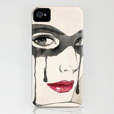 Mask iPhone (4, 4s) Slim Case