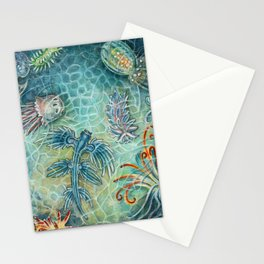 The Blue Dragon Stationery Cards