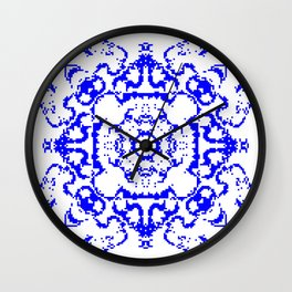 CA Fantasy Blue series #2 Wall Clock