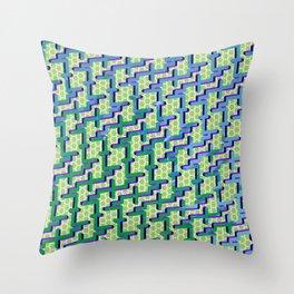 Cactus Hulks Throw Pillow