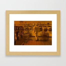 Creatures Deux Framed Art Print