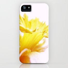 Spring Has Sprung iPhone Case
