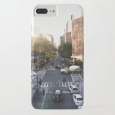 Manhattan Streets iPhone 7 Plus Slim Case