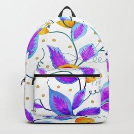 Purple Prosper #society6 #buyart Backpack