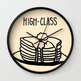 High-Class Wall Clock